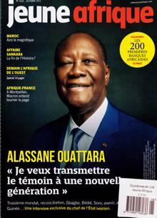 Jeune Afrique Magazine NO 3105 Order Online