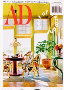 Architectural Digest German Magazine NO 10 Order Online