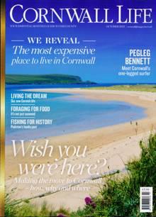 Cornwall Life Magazine OCT 21 Order Online
