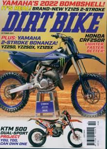 Dirt Bike Mthly Magazine Issue OCT 21