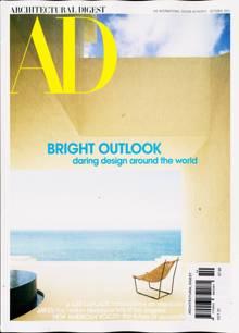 Architectural Digest  Magazine OCT 21 Order Online