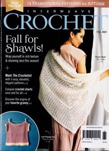 Interweave Crochet Magazine Issue CROCETFAL21