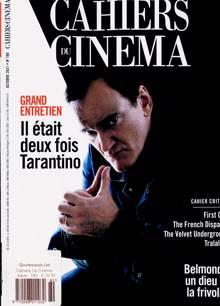 Cahier Du Cinema Cdu Magazine Issue NO 780