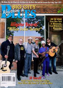 Big City Rhythm Blues Magazine 09 Order Online
