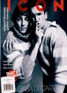 Icon Italian Magazine Issue 05