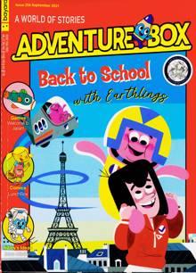 Adventure Box Magazine SEP 21 Order Online