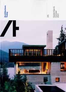 Architecture Today Magazine 15 Order Online