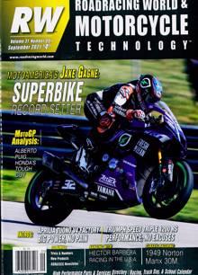 Roadracing World Magazine 09 Order Online