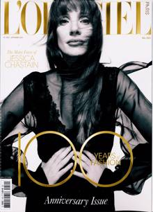 L Officiel Magazine Issue N1050
