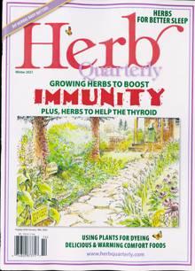 Herb Quarterly Magazine Issue 14