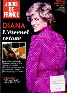 Jours De France Magazine 34 Order Online