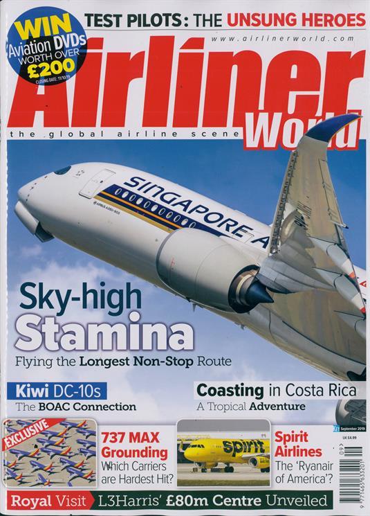 CF-18 Demo to U.K. - Canadian Aviator Magazine