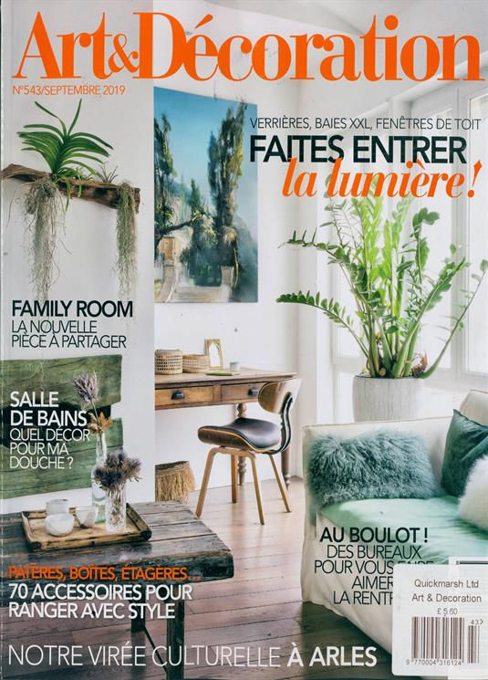 Art Decoration Magazine