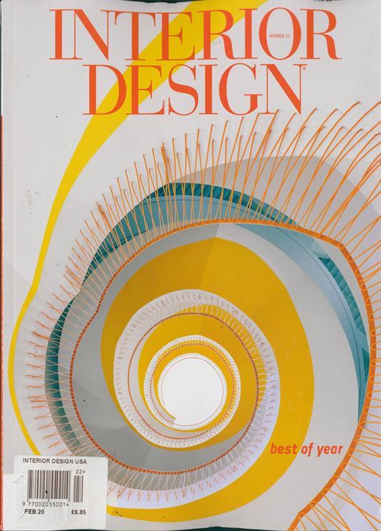 Interior Design Magazine Subscription   Buy at Newsstand ...