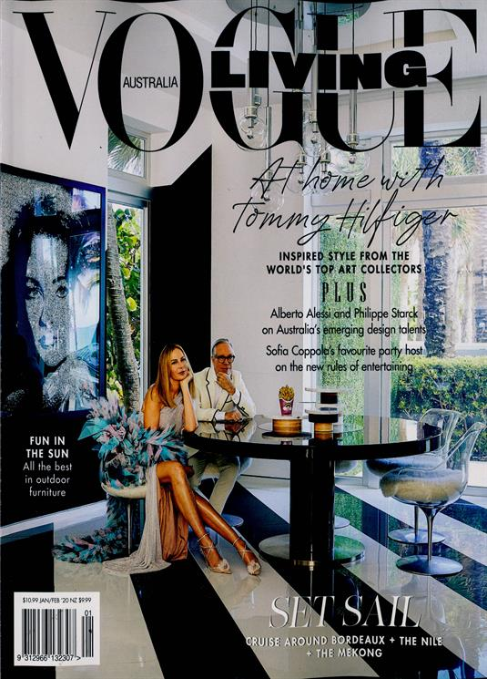 Vogue Living Magazine Subscription Buy At Newsstand Co Uk Home Interiors