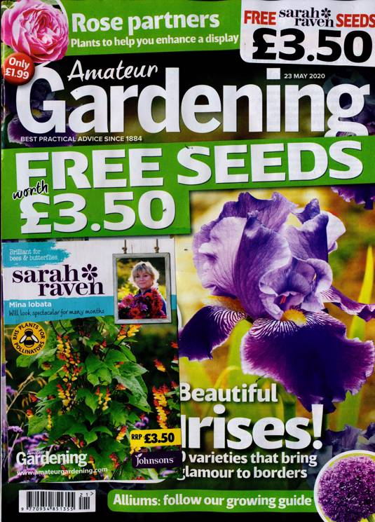 Amateur Gardening Magazine Subscription Buy At Newsstand Co Uk Gardening