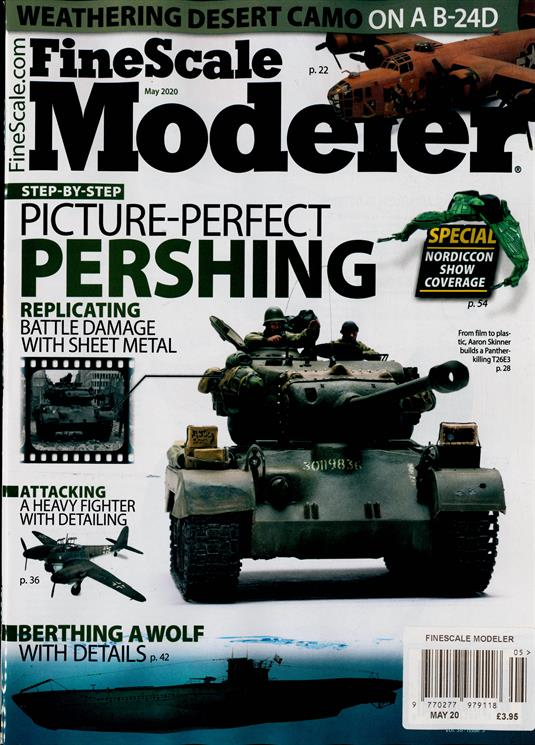 Fine Scale Modeler Magazine Subscription Buy At Newsstand Co Uk Modelling