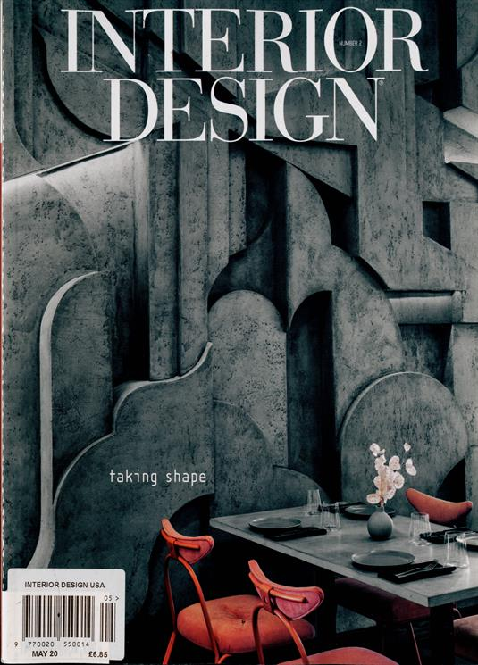 Interior Design Magazine Subscription Buy At Newsstand Co Uk Home Interiors