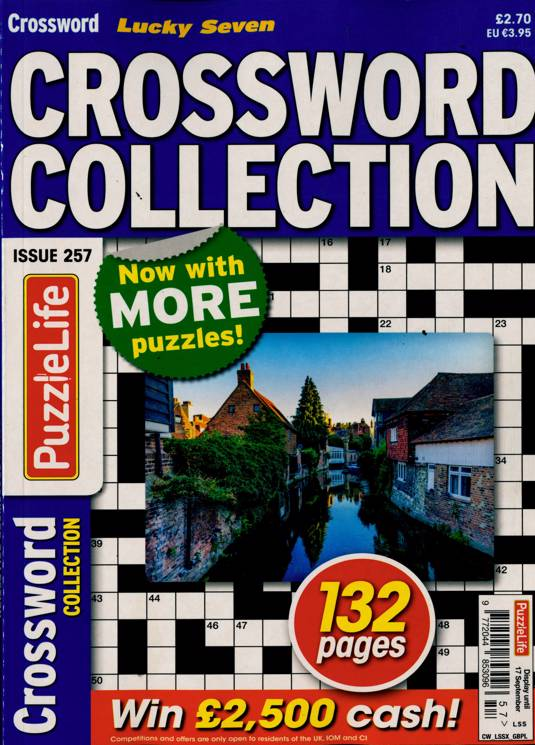 Lucky Seven Crossword Coll Magazine Subscription Buy At Newsstand Co Uk Crossword